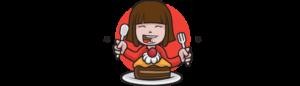 Amandine Sirouet – Cake Desing Logo